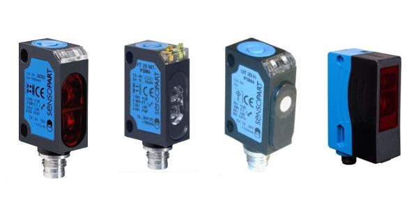 Sensores ópticos, ultrasónicos y capacitivos sensopart en
